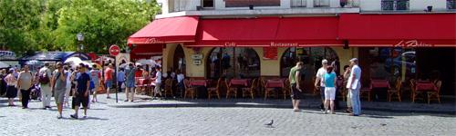 パリカフェ