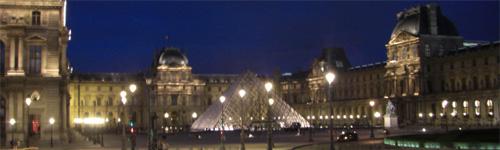 パリルーブル美術館