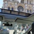 パリ観光専用チャーター車手配(4時間/パリ市内自由乗降/定員4名様)