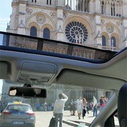 画像1: パリ観光専用チャーター車手配(4時間/パリ市内自由乗降/定員4名様)
