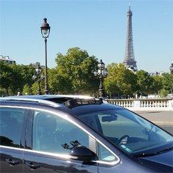 画像1: シャルル・ド・ゴール空港〜パリ市内間 乗合なし完全チャーター車(英仏ドライバー 片道/2名様)