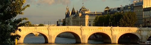 パリセーヌ川